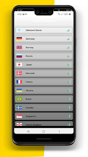 VPN For PUBG Mobile -PUB  VPN screenshot 4