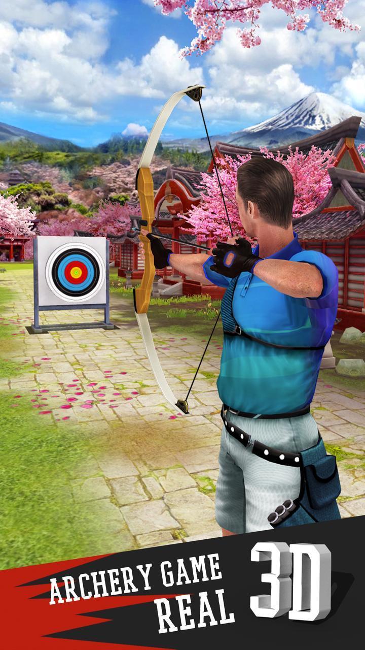 Archery 3 تصوير الشاشة