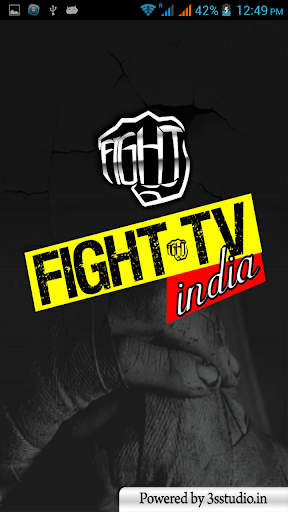 Fight TV India, 2 تصوير الشاشة