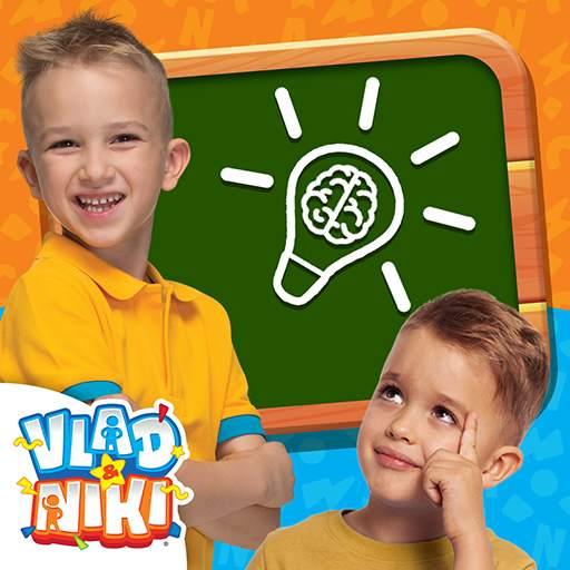 Vlad & Niki - Smart Games