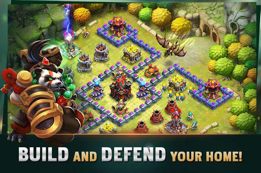 Clash of Lords: Guild Castle screenshot 1