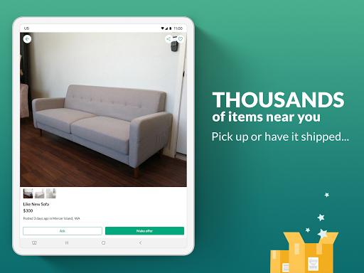 OfferUp: Buy. Sell. Letgo. Mobile marketplace screenshot 9