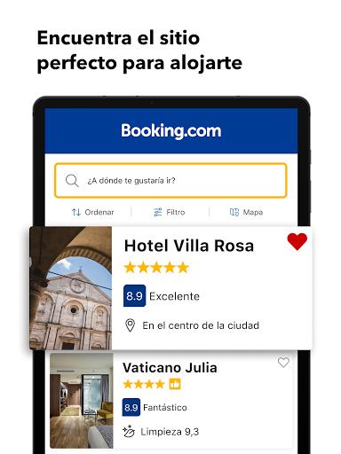 Booking.com Reservas Hoteles screenshot 6