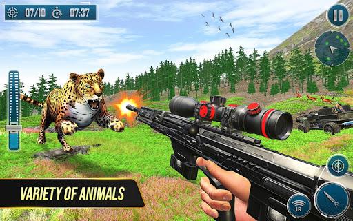Wild Deer Hunting Adventure: Animal Shooting Games screenshot 2