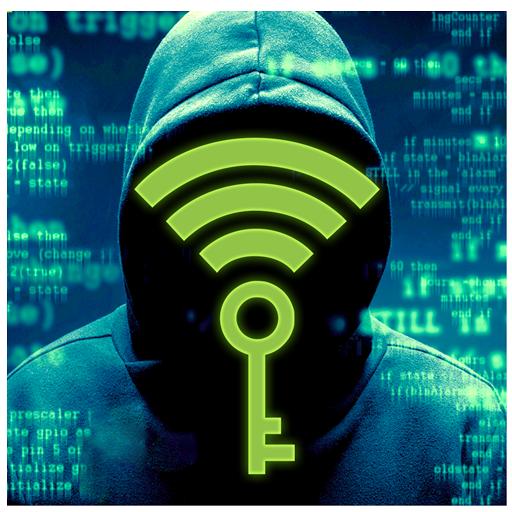 WIFI Password Hacker App Prank icon