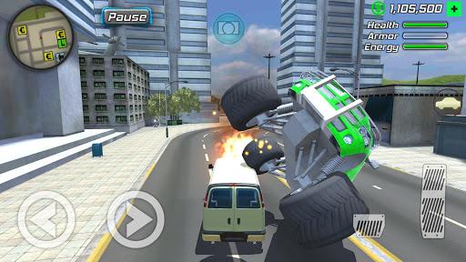 Grand Action Simulator - New York Car Gang screenshot 1