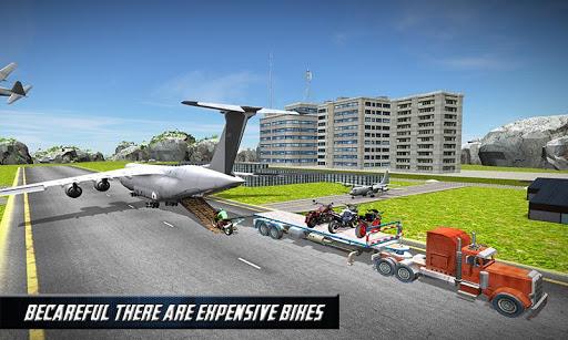 План Самолет велос Transporter screenshot 5