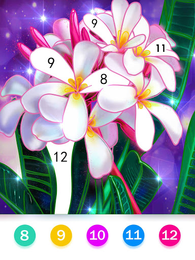Color by Number - Happy Paint screenshot 15