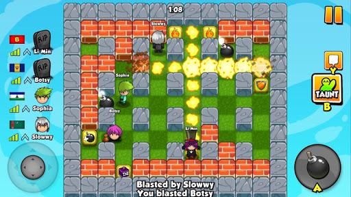 Bomber Friends 8 تصوير الشاشة