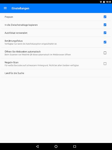 QR & Barcode Scanner screenshot 16