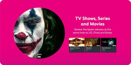 Astro GO - TV Series, Movies, Dramas & Live Sports 8 تصوير الشاشة
