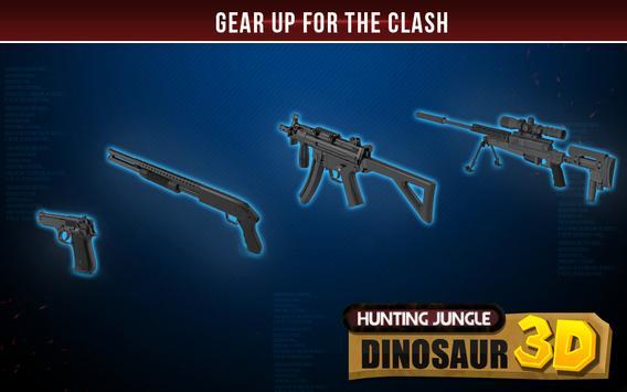 صيد الديناصورات الغابة 4 تصوير الشاشة