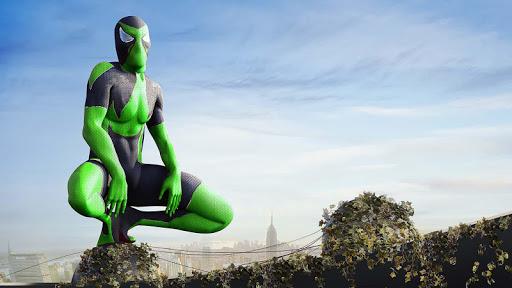 Rope Frog Ninja Hero - Strange Gangster Vegas screenshot 4