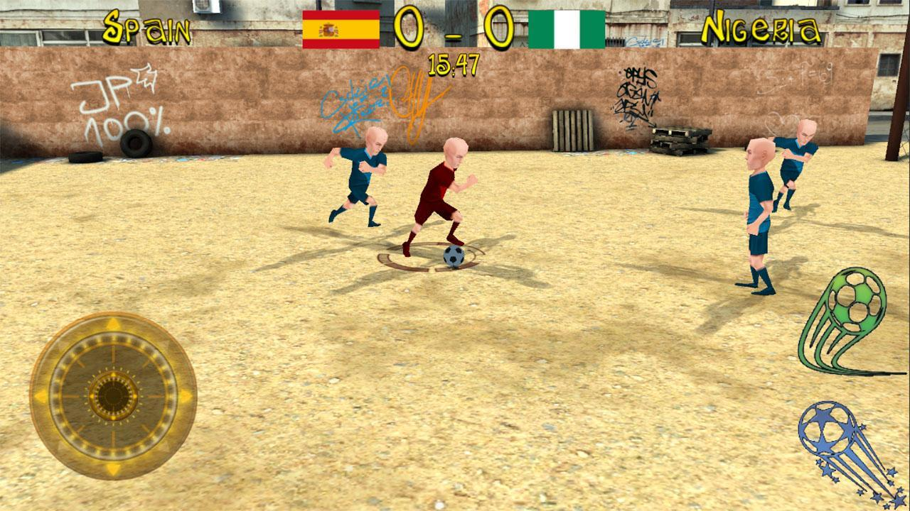 Beach Cup Soccer 4 تصوير الشاشة