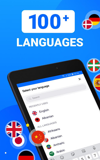 Translate All: Translation Voice Text & Dictionary screenshot 7