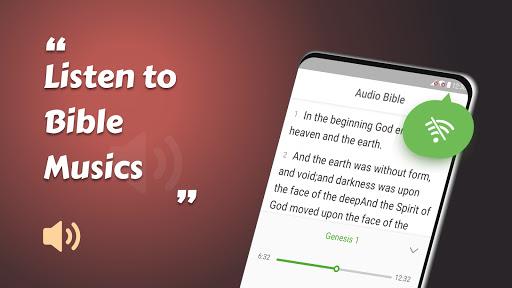 King James Bible (KJV) - Free Bible Verses   Audio screenshot 14