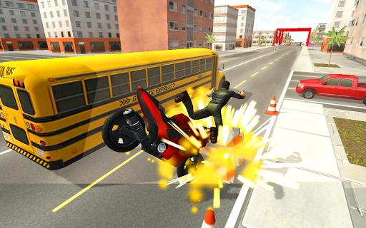 Moto Racer 3D screenshot 3