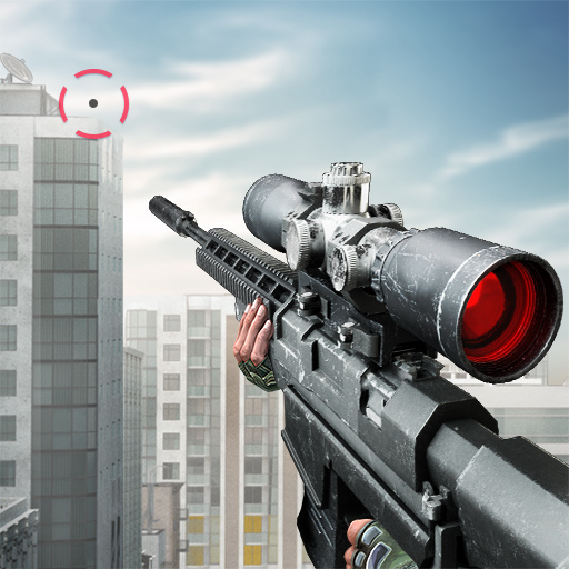 Sniper 3D: Fun Free Online FPS Shooting Game icon