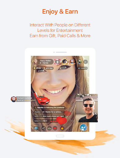 ringID- Live Stream, Live TV  and  Online Shopping screenshot 7