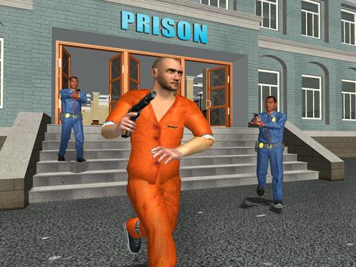 Stealth Survival Prison Break : The Escape Plan 3D screenshot 8