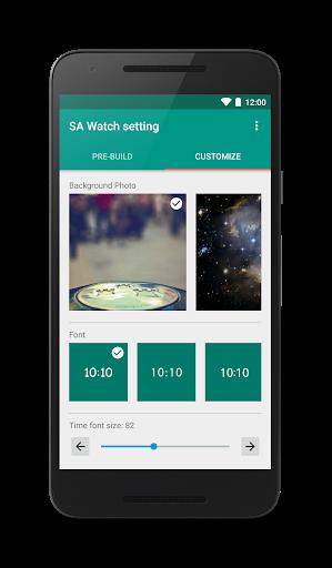 Creative Watchface LITE screenshot 3