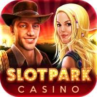 Slotpark - Online Casino Games & Free Slot Machine on 9Apps