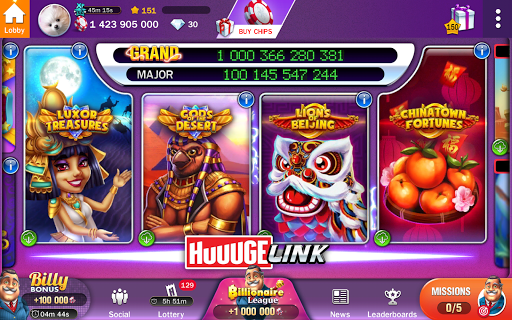 Billionaire Casino Slots 777 screenshot 13