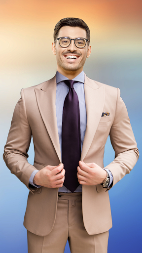 Man Suit Photo Editor screenshot 4