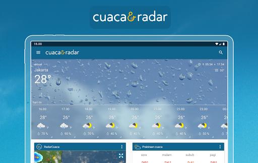 Cuaca & Radar screenshot 5