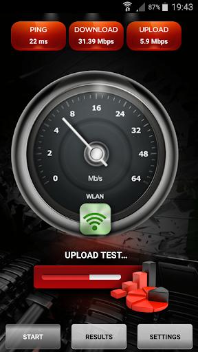Internet Speed Test 8 تصوير الشاشة