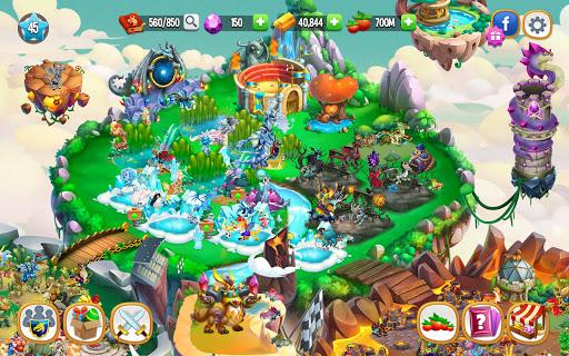 Dragon City 12 تصوير الشاشة