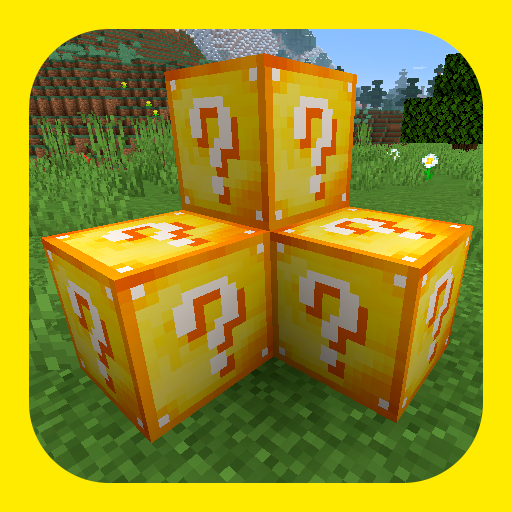 Lucky blocks for minecraft icon