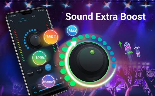 Efek musik Equalizer-Audio screenshot 10