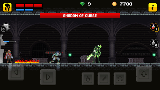 Dark Rage - Action RPG screenshot 8