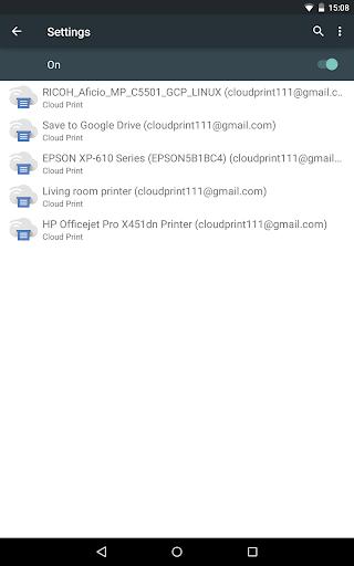 Cloud Print screenshot 6