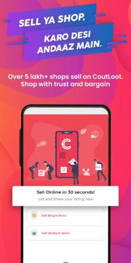 CoutLoot🇮🇳 - Local Online Dukaan| Earn Money screenshot 2