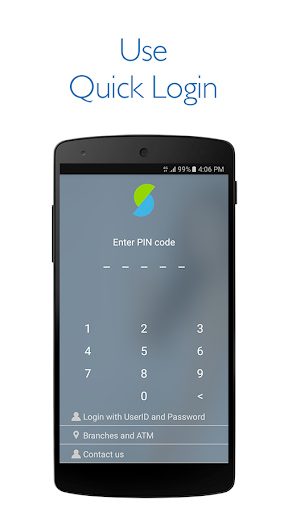 Security Bank Mobile App 1 تصوير الشاشة