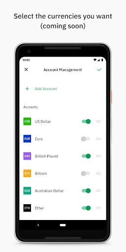 Wirex Visa Card & Multicurrency Wallet 🌎 3 تصوير الشاشة
