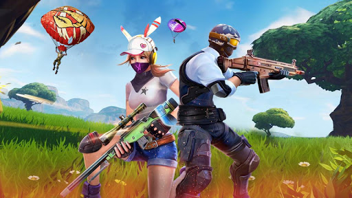 Cover Hunter - 3v3 Team Battle screenshot 1