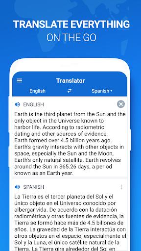Оxford Dictionary with Translator 3 تصوير الشاشة