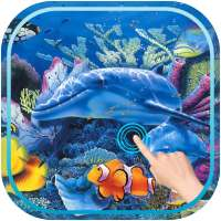Magic Touch : Fish Pond on 9Apps