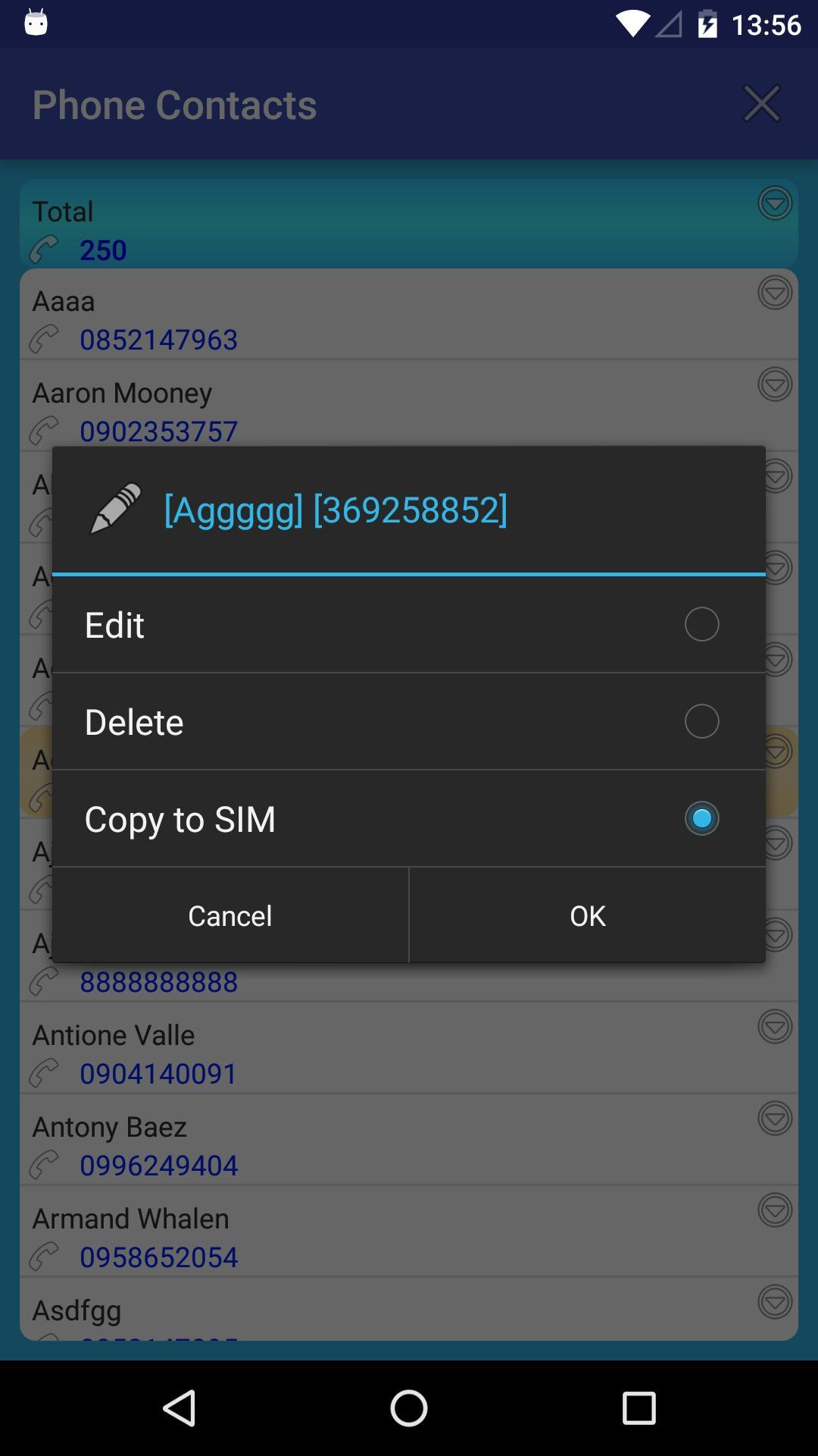 SIM + screenshot 6