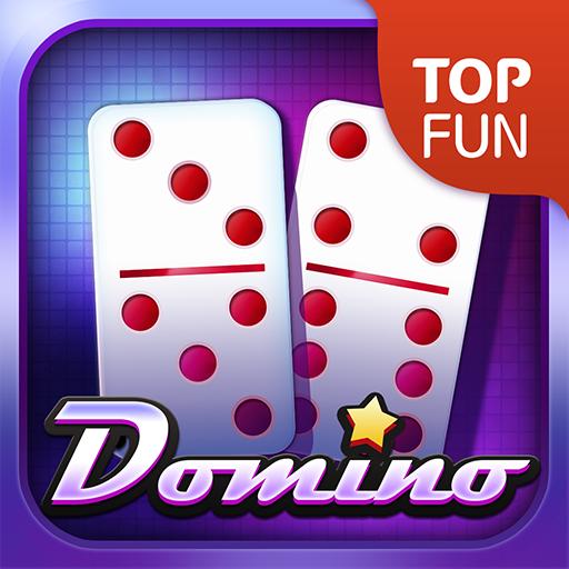 ikon TopFun Domino QiuQiu:Domino99 (KiuKiu)