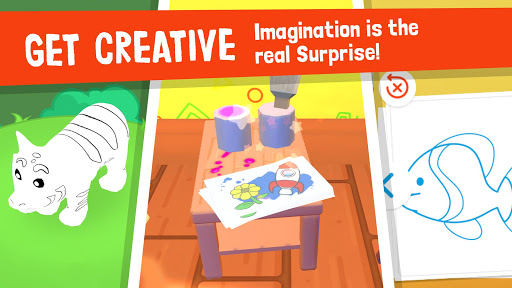 Magic Kinder Official App - Free Family Games screenshot 4