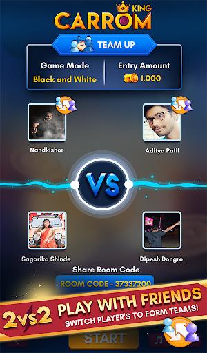 Carrom King™ - Best Online Carrom Board Pool Game स्क्रीनशॉट 12