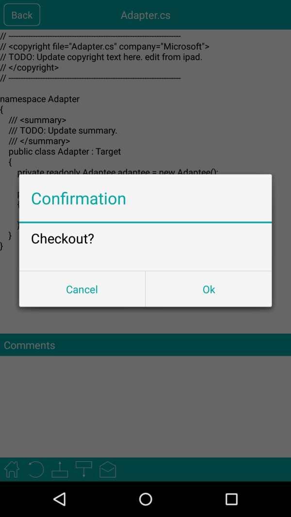 TFSProg - TFS Client screenshot 5