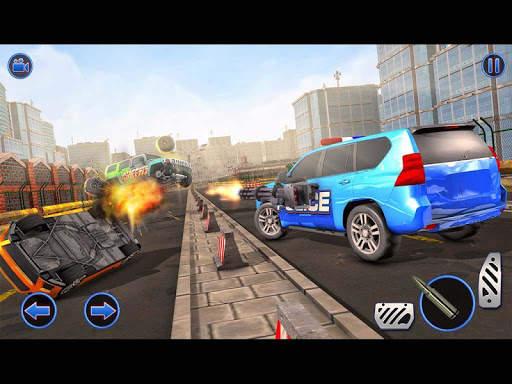 US Police ATV Quad Bike Hummer: Police Chase Games screenshot 13