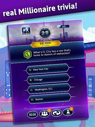 Who Wants to Be a Millionaire? Trivia & Quiz Game स्क्रीनशॉट 7