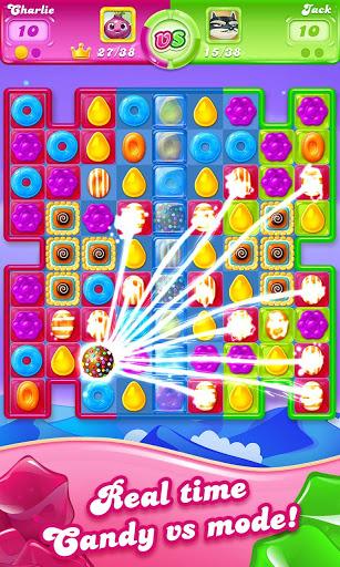 Candy Crush Jelly Saga 3 تصوير الشاشة