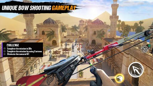 Ninja's Creed: 3D Sniper Shooting Assassin Game screenshot 1